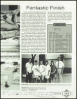 1992 Westminster Academy Yearbook Page 148 & 149