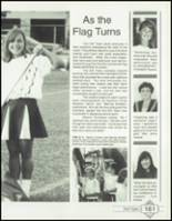 1992 Westminster Academy Yearbook Page 164 & 165