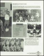 1992 Westminster Academy Yearbook Page 166 & 167