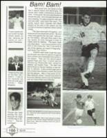 1992 Westminster Academy Yearbook Page 170 & 171