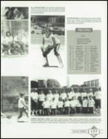 1992 Westminster Academy Yearbook Page 180 & 181