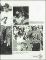 1992 Westminster Academy Yearbook Page 186 & 187