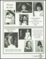 1992 Westminster Academy Yearbook Page 202 & 203