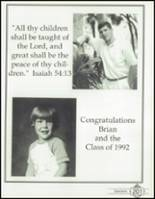 1992 Westminster Academy Yearbook Page 204 & 205