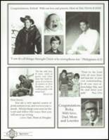 1992 Westminster Academy Yearbook Page 206 & 207