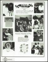1992 Westminster Academy Yearbook Page 226 & 227