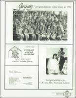 1992 Westminster Academy Yearbook Page 234 & 235