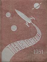 1951 Yearbook Grand Blanc High School