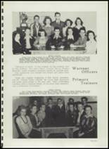1943 Clover Park High School Yearbook Page 10 & 11