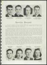 1943 Clover Park High School Yearbook Page 12 & 13
