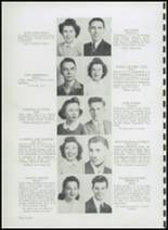 1943 Clover Park High School Yearbook Page 18 & 19