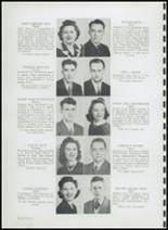1943 Clover Park High School Yearbook Page 20 & 21