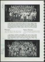 1943 Clover Park High School Yearbook Page 28 & 29