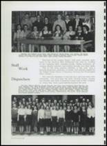 1943 Clover Park High School Yearbook Page 34 & 35