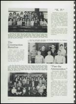 1943 Clover Park High School Yearbook Page 36 & 37
