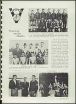 1943 Clover Park High School Yearbook Page 40 & 41