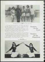 1943 Clover Park High School Yearbook Page 42 & 43
