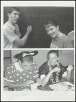 2001 Unity High School Yearbook Page 14 & 15