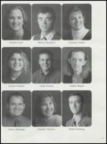 2001 Unity High School Yearbook Page 20 & 21