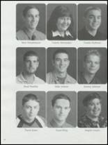 2001 Unity High School Yearbook Page 22 & 23