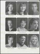 2001 Unity High School Yearbook Page 24 & 25