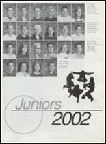 2001 Unity High School Yearbook Page 34 & 35