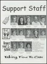 2001 Unity High School Yearbook Page 42 & 43