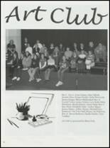 2001 Unity High School Yearbook Page 52 & 53