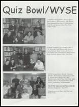 2001 Unity High School Yearbook Page 56 & 57