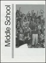 2001 Unity High School Yearbook Page 68 & 69