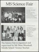 2001 Unity High School Yearbook Page 76 & 77