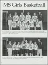 2001 Unity High School Yearbook Page 86 & 87