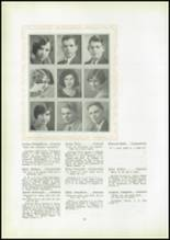 1930 Pittsburg High School Yearbook Page 28 & 29