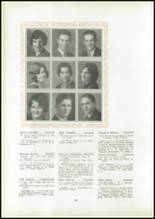 1930 Pittsburg High School Yearbook Page 46 & 47