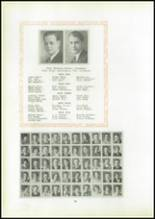1930 Pittsburg High School Yearbook Page 56 & 57