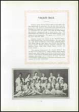 1930 Pittsburg High School Yearbook Page 70 & 71
