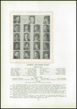 1930 Pittsburg High School Yearbook Page 74 & 75