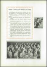 1930 Pittsburg High School Yearbook Page 98 & 99