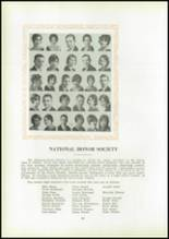 1930 Pittsburg High School Yearbook Page 100 & 101