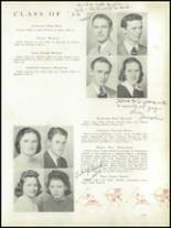 1939 Needham Broughton High School Yearbook Page 26 & 27