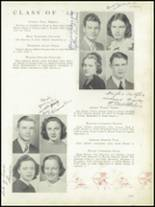 1939 Needham Broughton High School Yearbook Page 28 & 29