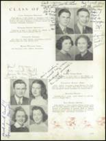 1939 Needham Broughton High School Yearbook Page 30 & 31