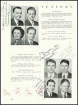 1939 Needham Broughton High School Yearbook Page 38 & 39