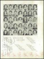 1939 Needham Broughton High School Yearbook Page 46 & 47