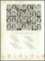 1939 Needham Broughton High School Yearbook Page 48 & 49