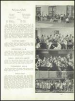 1939 Needham Broughton High School Yearbook Page 72 & 73