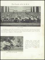 1939 Needham Broughton High School Yearbook Page 104 & 105