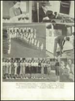 1939 Needham Broughton High School Yearbook Page 112 & 113