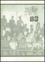 1983 Sumrall High School Yearbook Page 10 & 11