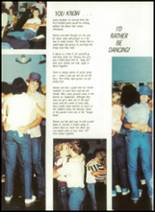 1983 Sumrall High School Yearbook Page 20 & 21